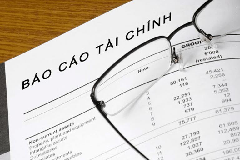 Báo cáo tài chính là nghiệp vụ quan trọng trong kế toán