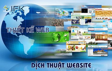 Dịch Thuật Website Góp Phần Giúp Doanh Nghiệp Kết Nối Toàn Cầu