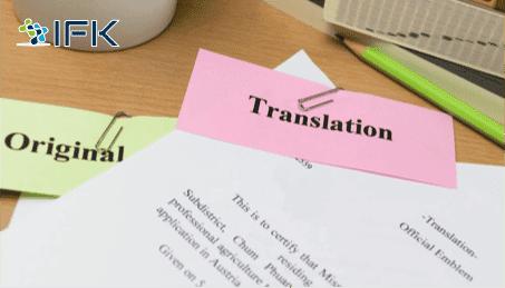 Dịch văn bản giúp phá bỏ rào cản ngôn ngữ giữa các quốc gia