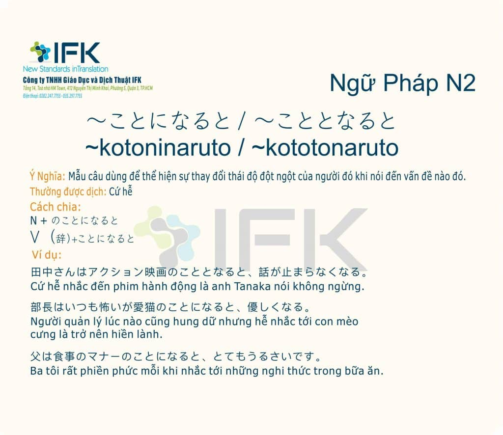 ngu phap n2 kotoninaruto kototonaruto
