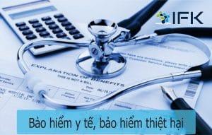 Bảo hiểm y tế, bảo hiểm thiệt hại tại Nhật B